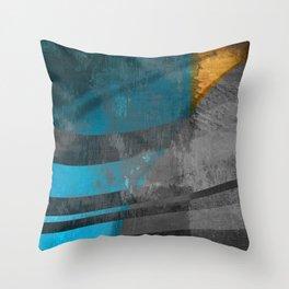 Mar Adentro (The Sea Inside) Throw Pillow
