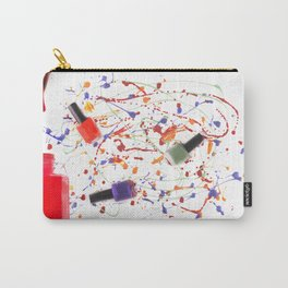 Nail Polish Paint Carry-All Pouch