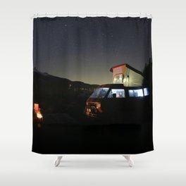 Ms.Parker Shower Curtain