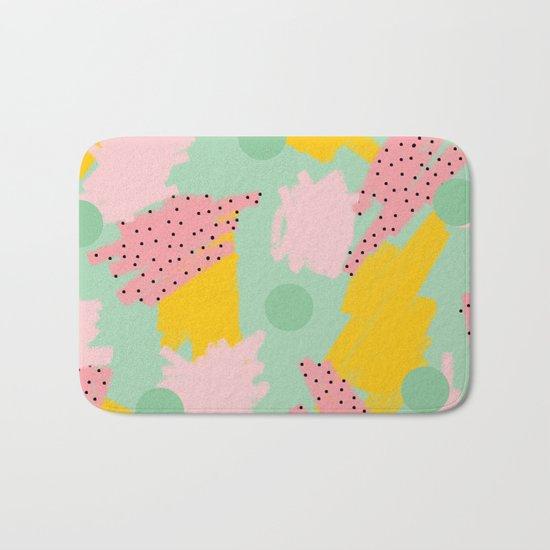 Pineapple Bath Mat