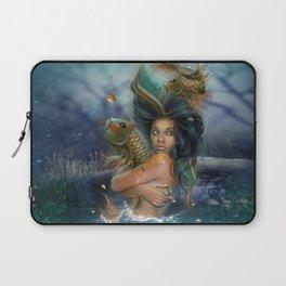 SunQueen Goddess Laptop Sleeve