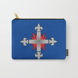 Three Musketeers Uniform Logo Carry-All Pouch