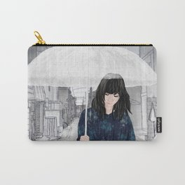 In The Rain Carry-All Pouch