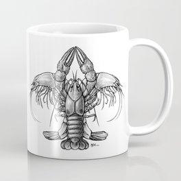 Craw de Lis Coffee Mug