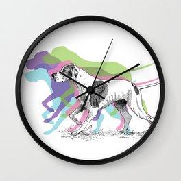 Russel Wall Clock