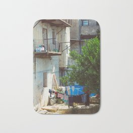 Hang-Drying Laundry Bath Mat