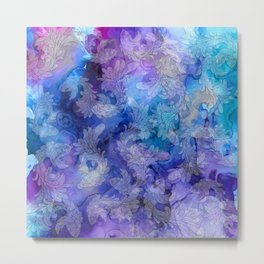Lavender Dreams Metal Print