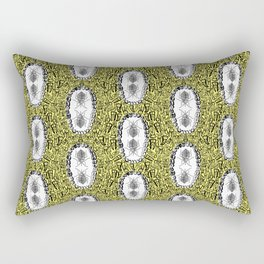 That Dream Where All Your Teeth Fall Out Rectangular Pillow