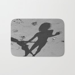 Shadows_B Bath Mat