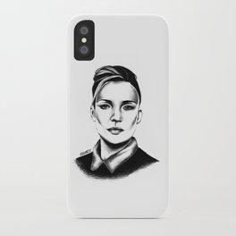 Queen Bea iPhone Case