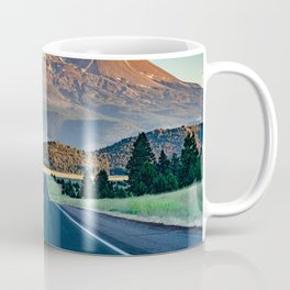 The Road to Shasta. Coffee Mug