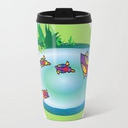 Lucky Ducks Travel Mug