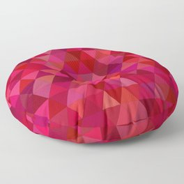 Don't even pink about it Floor Pillow