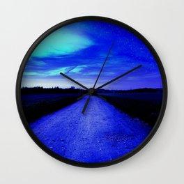 nighty Wall Clock