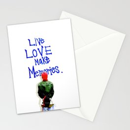 Live Love Make Memories, G-Dragon... Stationery Cards