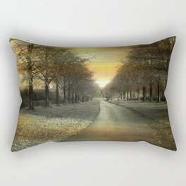 Winter's Day Rectangular Pillow