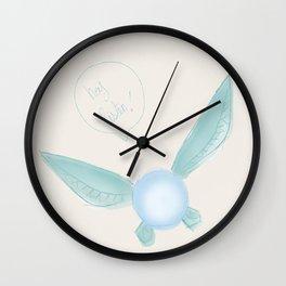 Fan art Navi : Hey listen! Wall Clock