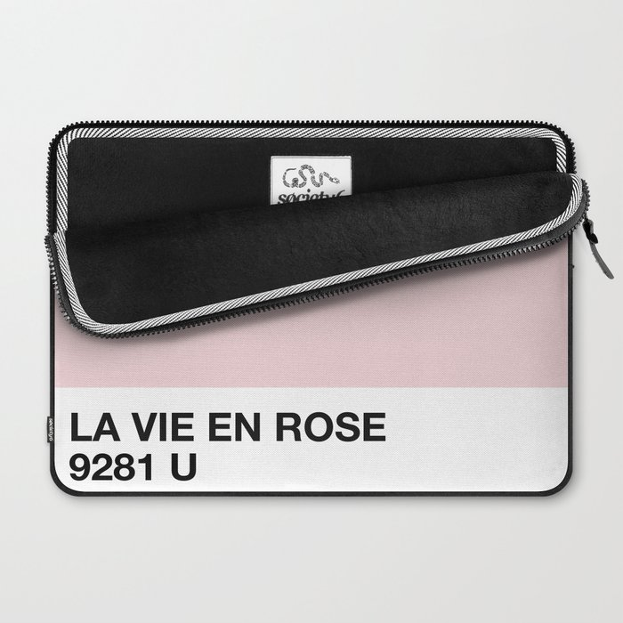 la vie en rose Laptop Sleeve