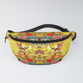 Pants Party Square Sea Show Fanny Pack