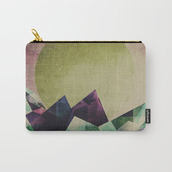 Top of the mountain Carry-All Pouch