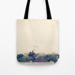 Aerial Tote Bag