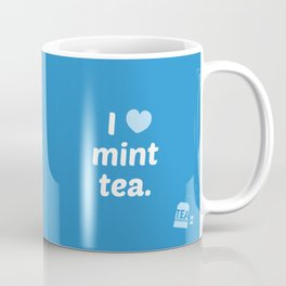 Mint Tea Coffee Mug