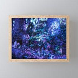 Alvehuset Framed Mini Art Print