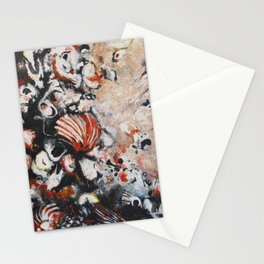 Blood Shell Stationery Cards