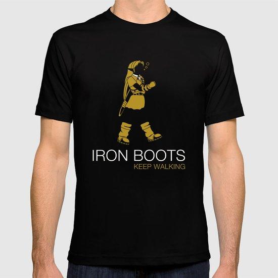 Iron Boots T-shirt