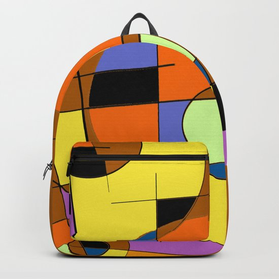 Abstract #937 Backpack