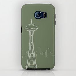 Seattle by Friztin iPhone Case
