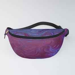 Purple Dragon Fanny Pack
