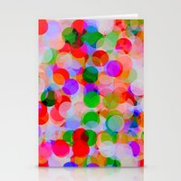 circles Stationery Cards featuring *Circles***** by Mr and Mrs Quirynen
