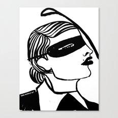 M Dita Canvas Print
