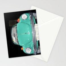 Old  Beetle. Vintage Volkswagen Stationery Cards