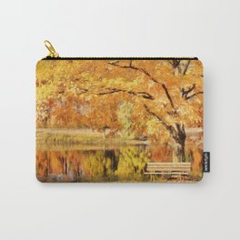 Autumn Solitude Carry-All Pouch