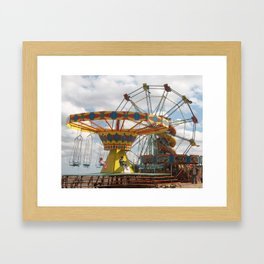 To Be Young Again Framed Art Print