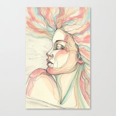 Pastel Dream Canvas Print