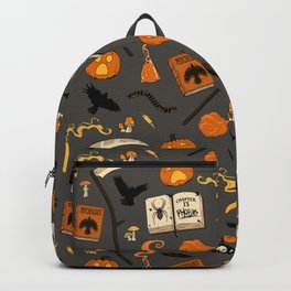 Scarecrow pattern Backpack