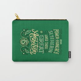 Great Ambition Carry-All Pouch