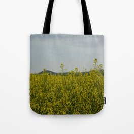 sun in the nature Tote Bag