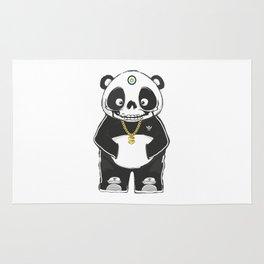 Deadoff Panda Rug