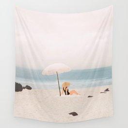 Beach Morning II Wall Tapestry