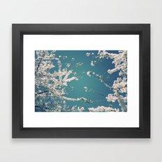 Reconnect Framed Art Print