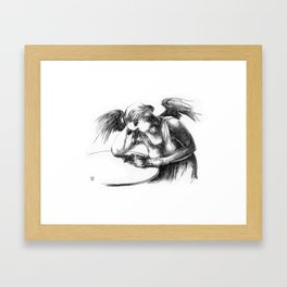 Absence of Dream Framed Art Print