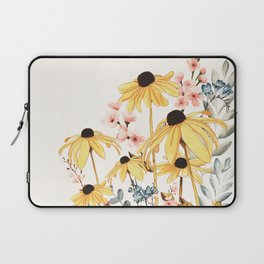 Summer Flowers Laptop Sleeve