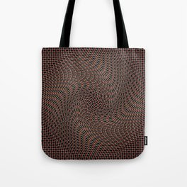 In leather Tote Bag
