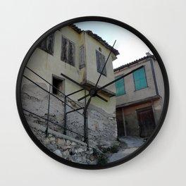 Badas Wall Clock