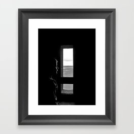 Looking for... Framed Art Print