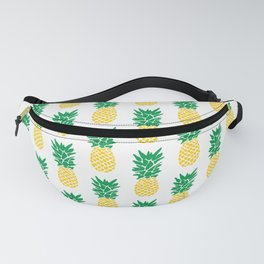 Pineapple Drawing Print  Fanny Pack
